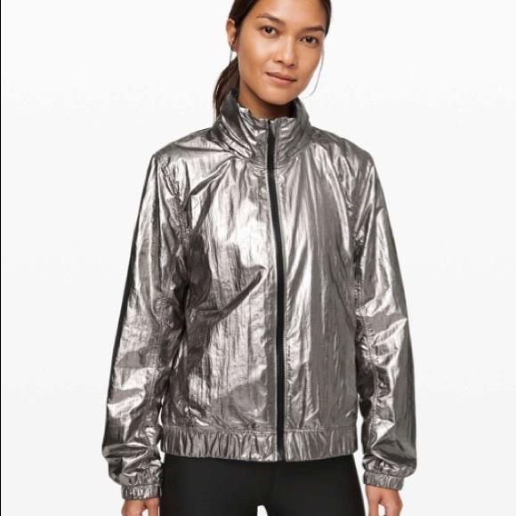 Lululemon get stellar jacket sz m like new
